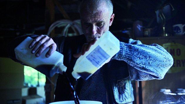 Lukáš Vaculík se objeví ve filmu Metanol.