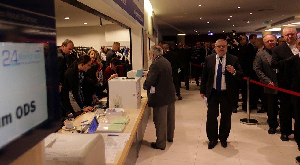24. kongres ODS, Olomouc