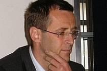 Odvolaný prezident organizačního výboru MS Roman Kumpošt.