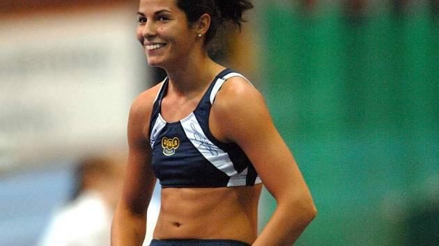 Atletika - Baďurová.