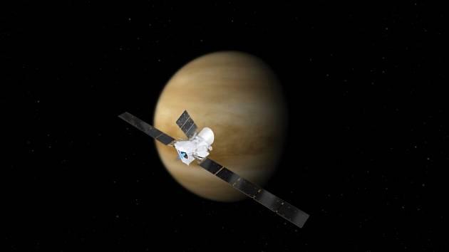 Kosmická mise BepiColombo