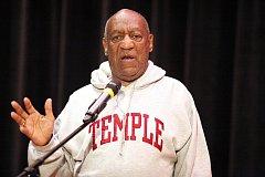 Americký komik a herec Bill Cosby