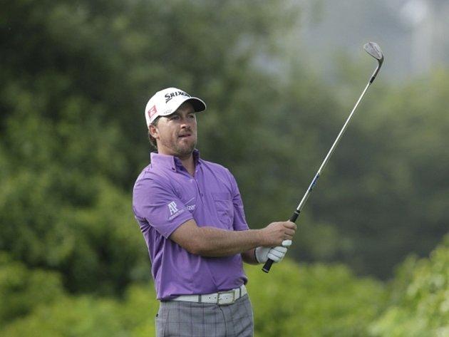 Golfista Graeme McDowell na US Open.