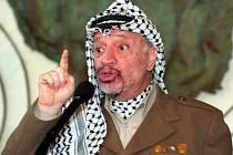 Jásir Arafat.
