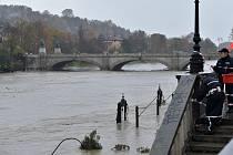 Záplavy na jihu Evropy - Ilustrační foto