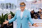 Elton John na filmovém festivalu v Cannes