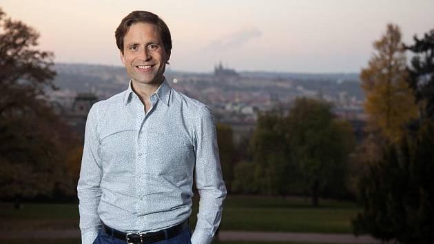 Lukáš Kovanda, hlavní ekonom společnosti Czech Fund