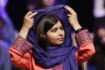 Malala Júsufzaiová.
