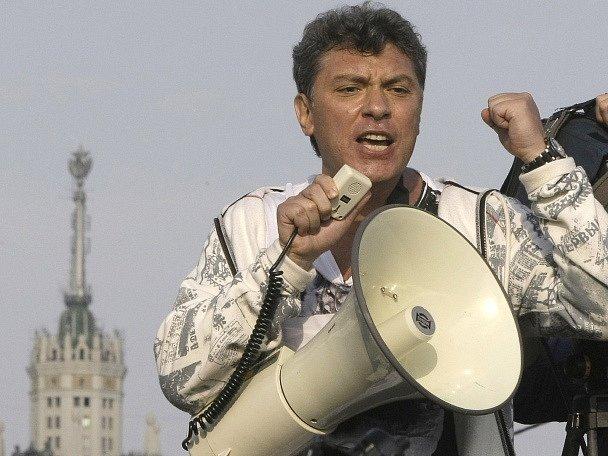 Boris Němcov