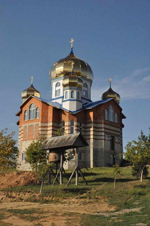 Nové pravoslavné kostely