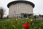 Sídlo Organizace pro zákaz chemických zbraní (OPCW) nizozemském v Haagu
