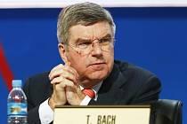 Nový prezident MOV Thomas Bach.