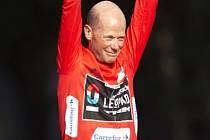 Američan Horner vyhrál třetí ze série závodů Grand Tour - Vueltu.