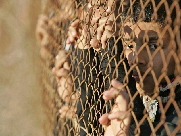Podezřelé osoby z palestinské skupiny Hamas byly zadrženy.