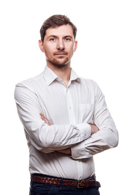 Šéf české pobočky Transparency Internacional Petr Leyer