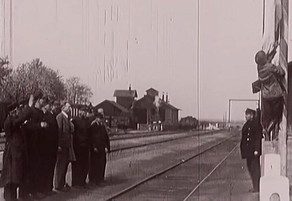 Mezi klíčové strategické body, o něž se bojovalo, patřila železnice