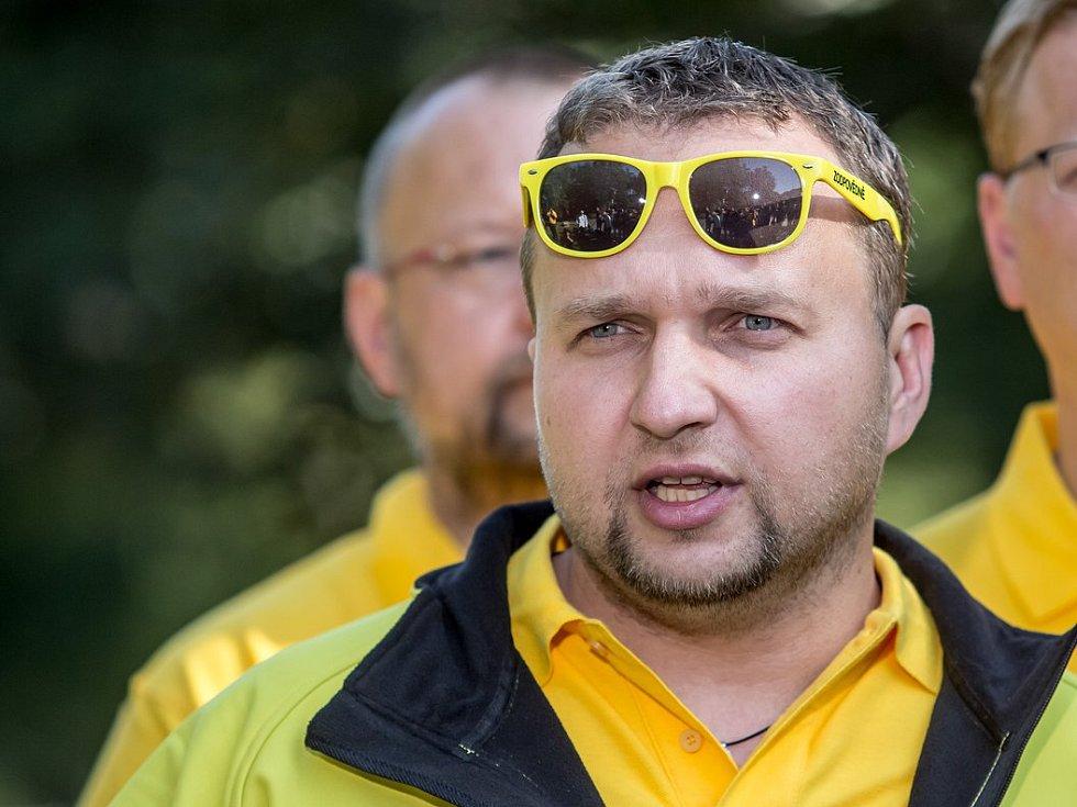 Ministr zemědělství Marian Jurečka je lídrem KDU-ČSL pro podzimní sněmovní volby v Olomouckém kraji
