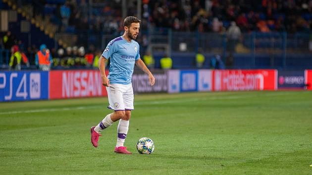 Bernardo Silva, hráč Manchesteru City