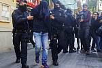 Španělská policie zadržela tento týden celkem devět lidí podezřelých ze styků s islámskými teroristy
