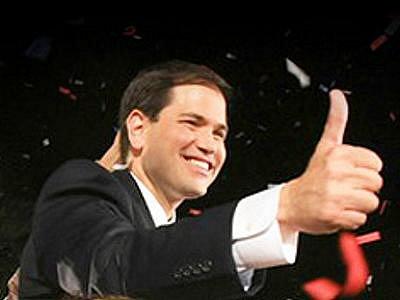 Americký senátor Marco Rubio.