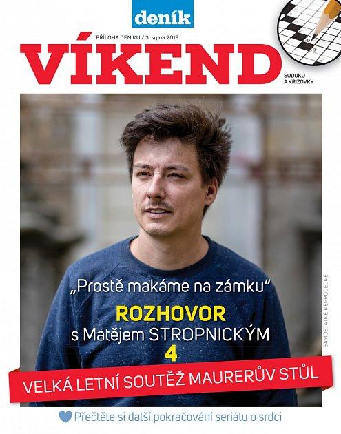 Magazín Víkend.