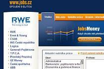 Pracovní portál jobs.cz