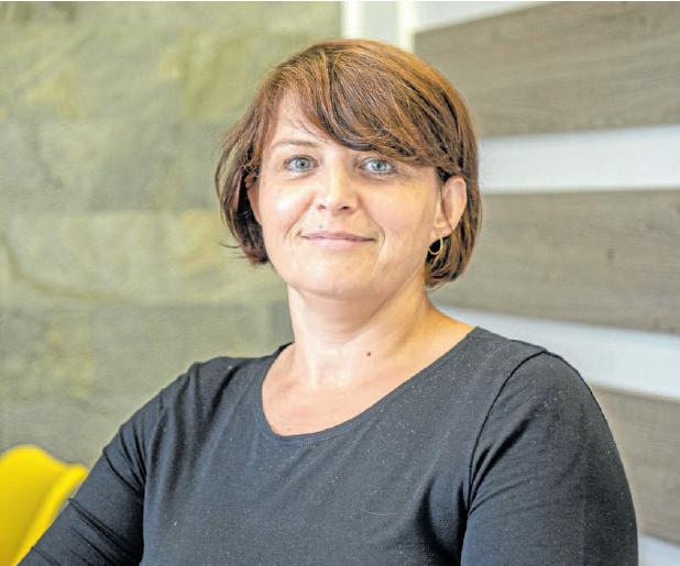 Zdenka Szurmanová ze společnosti AQD-envitest