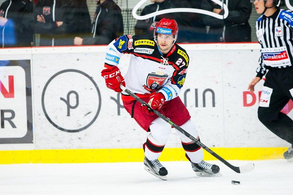 Extraliga hokej Mountfield Hradec Králové vs. Karlovy Vary