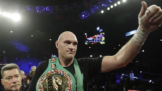 Britský boxer Tyson Fury 22. února 2020 v Las Vegas vyhrál souboj o pás mistra světa těžké váhy organizace WBC. Porazil Deontaye Wildera.