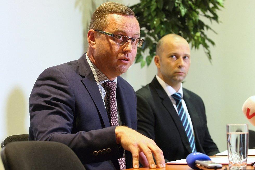 Nejvyšší státní zástupce Pavel Zeman.