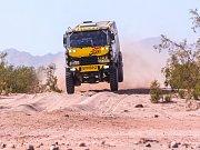 Martin Macík na Rallye Dakar 2017.