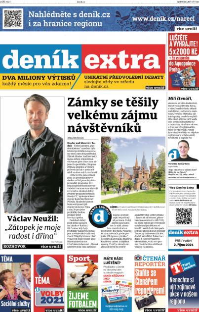 Deník Extra - září 2021