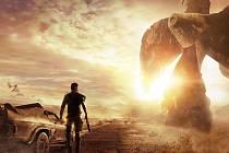 Počítačová hra Mad Max.