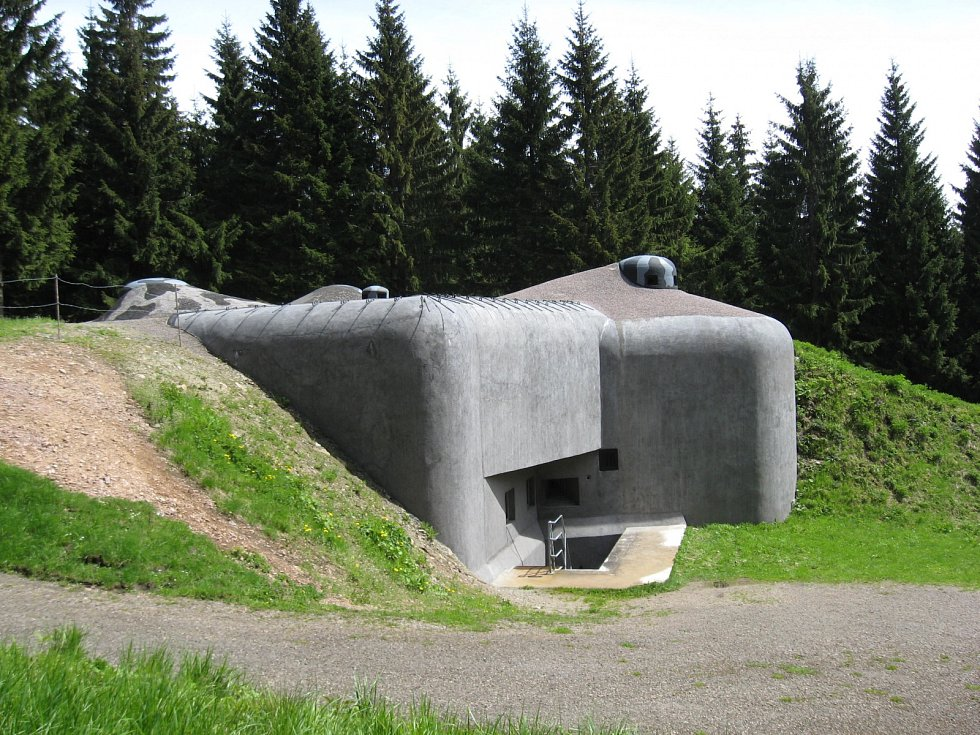 Dělostřelecký srub Hanička