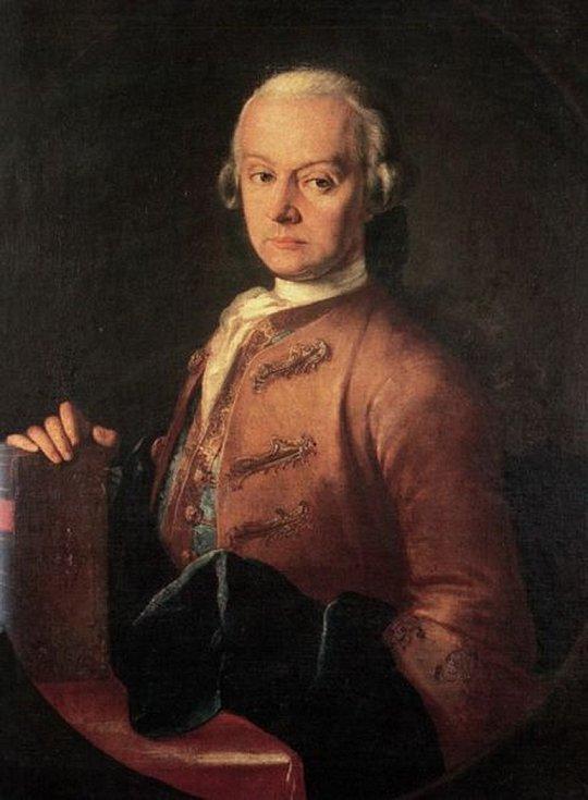 Otec Wolfganga Amadea a Nannerl Mozartových - hudební skladatel Leopold Mozart. Byl to právě on, kdo je naučil hrát na hudební nástroje a cestoval s nimi po Evropě. Časem se se synem pomáhal, a blízké vztahy měl pouze s dcerou.
