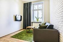 malý byt, ilustrační foto