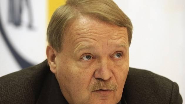 Předseda Lékařského odborového klubu - Svazu českých lékařů (LOK-SČL) Martin Engel