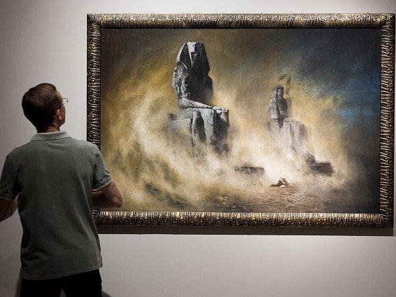 Více než 350 exponátů a dokumentačního materiálu z let 1872 až 1972 představuje výstava nazvaná Umělci a proroci, která byla 21. července otevřena v expozici Národní galerie ve Veletržním paláci v Praze.