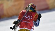 Obrovská radost! Eva Samková vybojovala na olympijských hrách v Pchjongčchangu bronz.