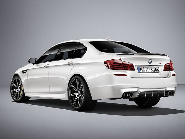 BMW M5 Competition Edition.