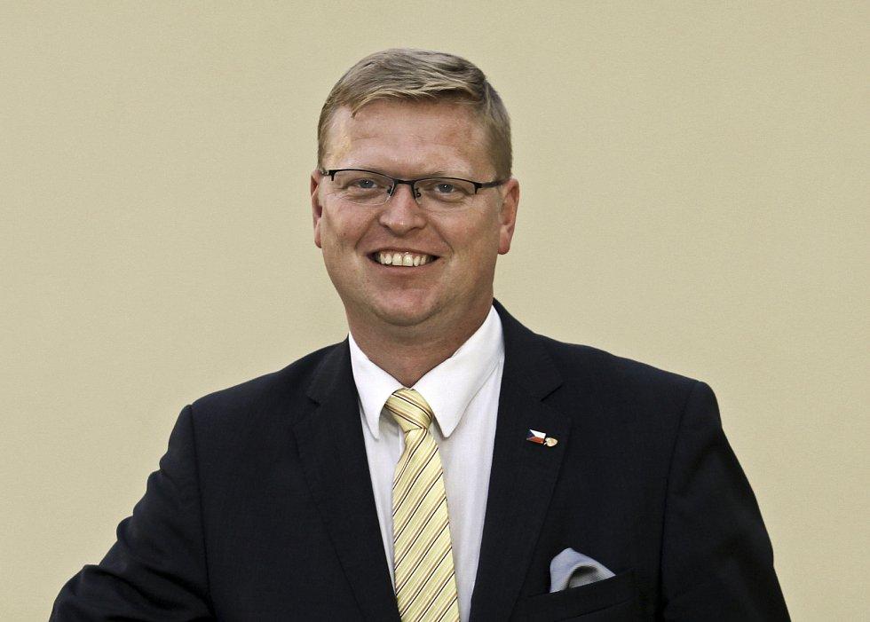 Pavel Bělobrádek.