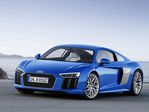 Audi R8 V10.