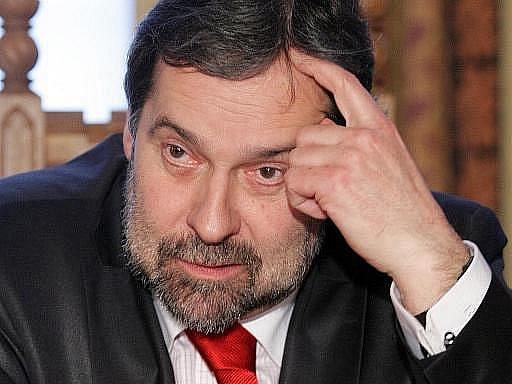 Náměstek ministra vnitra Michal Moroz odchází ke konci měsíce z ministerstva a bude náměstkem vicepremiéra Radka Johna (na snímku), který bude mít na starosti koordinaci boje s korupcí.