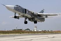 Ruské letectvo dnes intenzivně bombardovalo cíle v syrské provincii Hamá a Idlib.