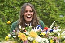 Tenistka Barbora Strýcová oznámila 4. května 2021 na tiskové konferenci v Praze ukončení kariéry