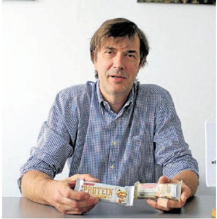 Jednatel společnosti Ekofrukt Slaný Tomáš Richtr