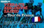 Soutěž o exkluzivní zájezd na Tour de france