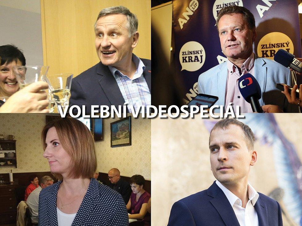 Volební videospeciál Deníku