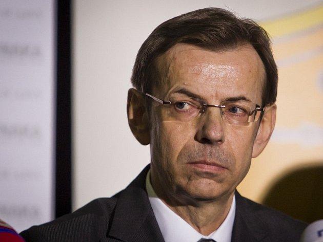 Zdeněk Laube.