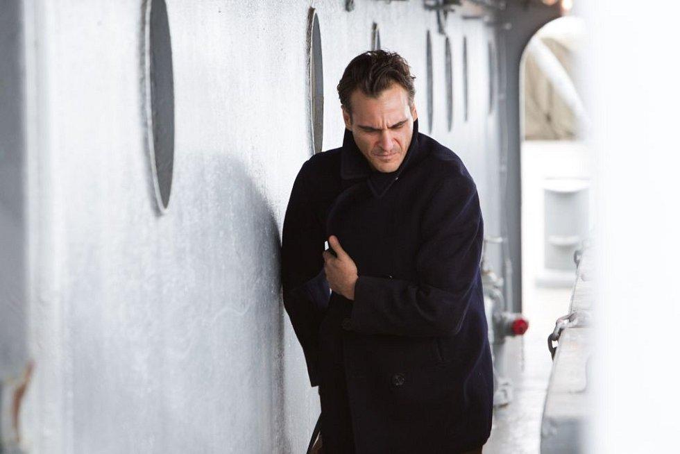 Americký film Mistr s čerstvou oscarovou nominací: Joaquin Phoenix